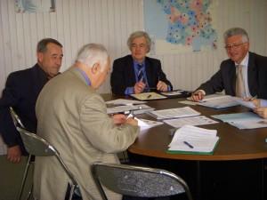 Signature du partenariat avec la BFM le 8 avril 2008
