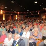 Congressistes Salle du Palais Beaumont