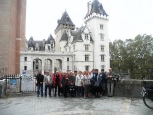Visite guidée de Pau